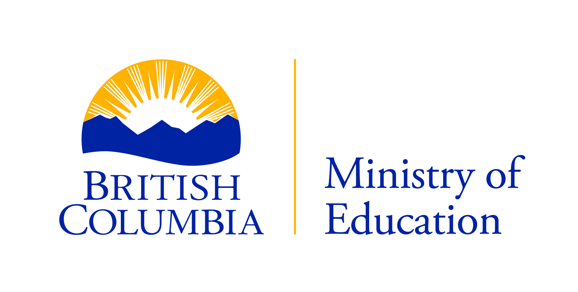 British Columbia Ministry of Education Logo